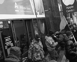 Добровольно еще ни один крупный российский игрок с украинского рынка не ушел (фото: Роман Зубов/ТАСС)
