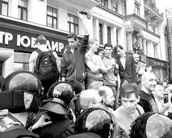 А уж задержания – это просто полный восторг! (фото: Илья Питалев/РИА Новости)