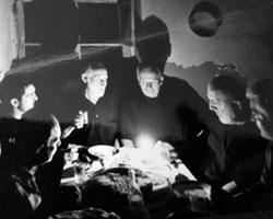 В подвале в Цхинвале. (фото: из личного архива)