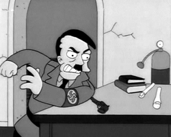 Тема Гитлера, взятая в этом смысле, не тождественна его реальной фигуре (фото: 20th Century Fox)