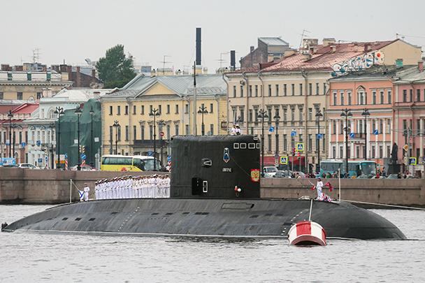 кронштадт подводная лодка дмитров