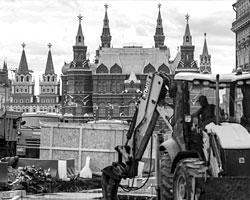 Нынешний вечный ремонт на улицах Москвы – это еще цветочки (фото: Валерий Шарифулин/ТАСС)