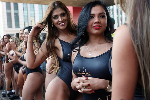 Бразильские девкушки
