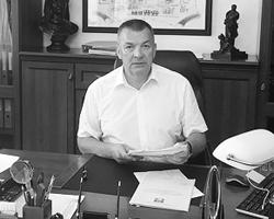 Глава администрации Зеленоградска Сергей Кошевой (фото: из личного архива)