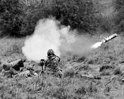 Американцы раздавали эти установки кому попало, а украинцам пока не дают (фото:Ben Birchall/FA Bobo/PIXSELL/PA Images/ТАСС)