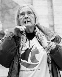 Энн Райт (фото:Patrizia Cortellessa/ZUMA/Global Look  Press)