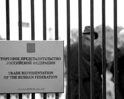 Поведение американских властей просто поразительно нецивилизованно и вызывающе (фото: Алексей Агарышев/РИА Новости)