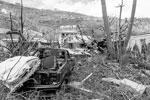 Ущерб от прошедшего урагана подсчитывается, но власти уже предполагают, что он будет рекордным (фото: Cpl Timothy Jones Ministry of Defense/Reuters)