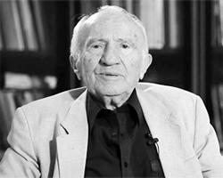 Специалист в области аналитической философии сознания, профессор Давид Дубровский (фото: кадр из видео)