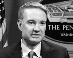 Директор Центра Байдена при Пенсильванском университете Майкл Карпентер (кадр VOA News)