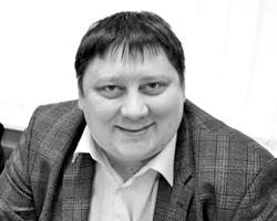 Председатель детско-юношеской комиссии спортивной федерации шахмат Санкт-Петербурга Павел Другов (фото: из личного архива)