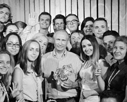 За последнюю пару лет в публичное поле страны оказались выдвинуты уже десятки новых фигур (фото:Алексей Дружинин/РИА Новости)