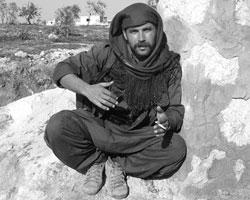 «Герильяс» - профессиональные партизаны  РПК. Кантон Африн(фото из личного архива  автора)