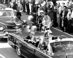 Колонки: Дмитрий Дробницкий: Не услышим ли мы теперь о причастности Москвы к убийству Кеннеди?