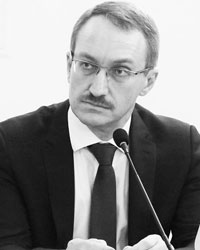 Главный редактор журнала «Историк» Владимир Рудаков (фото: из личного архива)