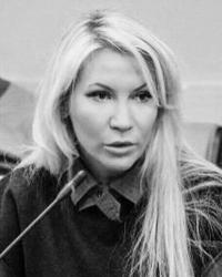 Соучредитель фонда «Проект W: сеть взаимопомощи для женщин» Алена Попова (фото: из личного архива)
