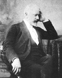 Петр  Чайковский (фото: общественное достояние)