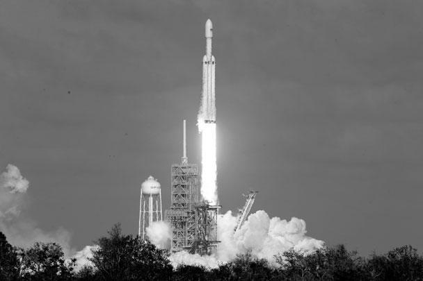 Разработка Falcon Heavy обошлась компании Маска в полмиллиарда долларов