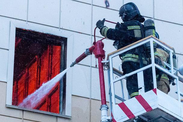 Нескольких пропавших при пожаре в Кемерово нашли живыми