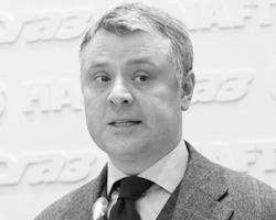 Директор «Нафтогаза» Юрий Витренко (фото: Pavlo Bagmut/Zuma/Global Look Press)