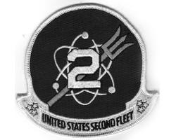 Шеврон Второго флота ВМС США (фото: talkingproud.us)