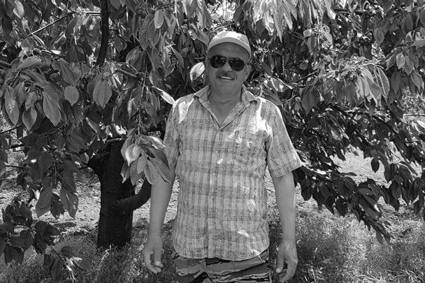 Иван Комарь, глава крестьянско-фермерского хозяйства