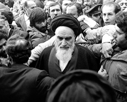 Аятолла Хомейни (фото: AP/ТАСС)