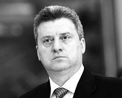 Президент Македонии Георге Иванов (фото: Nikola Solic/Reuters)