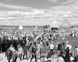 Главный праздник Якутии собрал более 190 тыс. человек  (фото: Юрий Васильев)