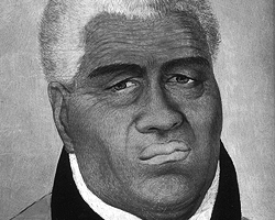 Камеамеа I – первый король Гавайев (фото: Hawaii State Archives/wikipedia.org)