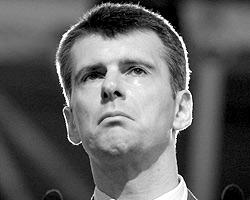 На этом кризисе больше всех выиграл Михаил Прохоров – потому что проиграл схватку за Норникель (фото: Дмитрий Коротаев/ВЗГЛЯД)