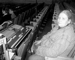 «Полит.технолог» устроился работать в детский театр (фото: Денис Нижегородцев/ВЗГЛЯД)