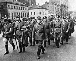 ТАКОГО врага, ТАКОГО нападения, ТАКОГО разгрома, ТАКОЙ угрозы гибели нации и государства – не было никогда раньше (фото: victory.mil.ru)