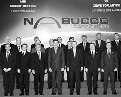 «Набукко» грозит разрушить сложившуюся экономически-геополитическую стратегию России (фото: Reuters)