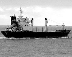 Раскрыта страшная тайна исчезновения сухогруза Arctic Sea (фото: odin.tc)