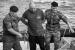 Следственные мероприятия с пиратами, которые начались еще в море, продолжатся в столице