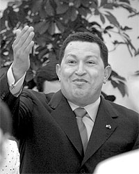 Уго Чавес, 2007 год (Фото: ИТАР-ТАСС)