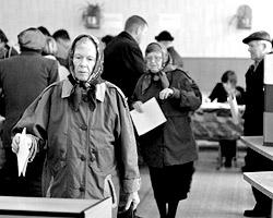 Выборы в Мосгордуму показали, что ЕР и КПРФ вполне могут обойтись и безо всех остальных партий (фото: ИТАР-ТАСС)