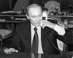 Владимир Владимирович Путин (Фото: ИТАР-ТАСС)