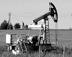 Нефтяная вышка в Удмуртии (Фото: ИТАР-ТАСС)