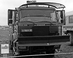 Специальное автотранспортное средство «Гроза» (фото: ИТАР-ТАСС)
