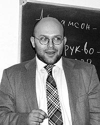 Врач Кирилл Данишевский (фото: wikimedia.org)