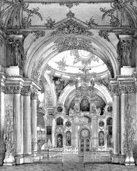 Храм Спаса Нерукотворного в Зимнем дворце (нажмите, чтобы увеличить; фото: wikipedia.org)