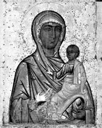 Икона Торопецкой Божьей Матери (нажмите, чтобы увеличить; фото: wikipedia.org)