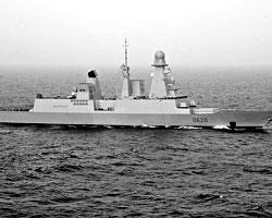 Итальяно-французский фрегат класса «Хоризон» (нажмите, чтобы увеличить; фото: wikipedia.org)