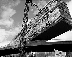 Да, Сколково – хорошее место. Да, там есть кое-какая инфраструктура (фото: gorod.russia.ru)