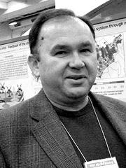 Олег Анисимов полагает, что не надо бояться вулкана, надо его изучать (фото: hydrology.ru)