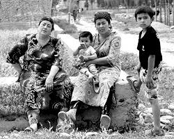 Говорят про возможный наплыв беженцев – если не удастся как-то стабилизировать положение в Киргизии (фото: ИТАР-ТАСС)