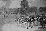 Отечественная война 1812 года. Форма, введенная Александром I после павловского отката к прусским образцам середины XVIII столетия