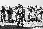 Афганская война. Полевая форма во второй половине ХХ века стала еще удобнее. А сапоги потихоньку начали заменяться ботинками-берцами